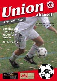 1. Mannschaft Herren - SV Union Essen-Frintrop 1913 eV