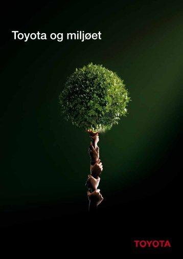 Toyota og miljøet - Lihn og Boi A/S