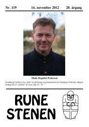 Download hele bladet i pdf format - Runestenen
