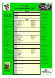 Vereinskalender_April_Mai2012 ... - Tennis-TSV-Pfuhl