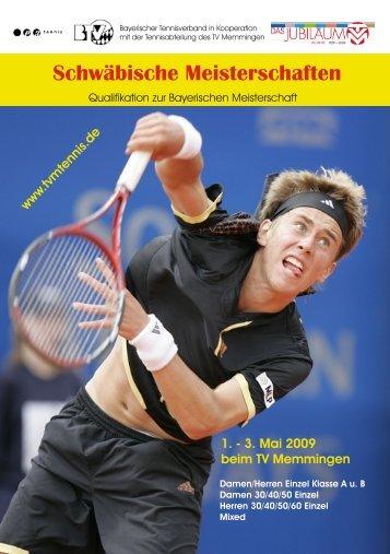 Schwäbische Meisterschaften - BTV