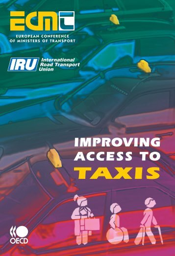 t improving access to taxis - International Transport Forum