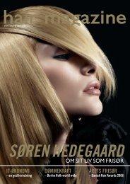 Søren Hedegaard - Hair Magazine