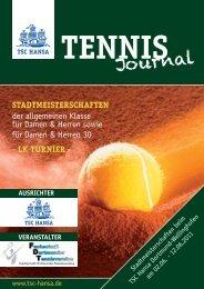 Tennis - TSC Hansa Dortmund-Wellinghofen eV