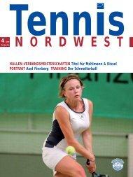 N O R D W E S T - Tennisverband NORDWEST eV