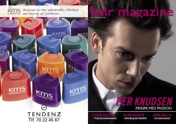 Tlf. 70 22 45 67 - Hair Magazine