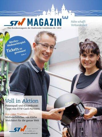 magazin - Stadtwerke Crailsheim