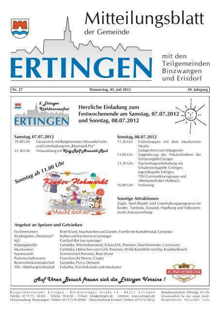 Seite 10 Mitteilungsblatt