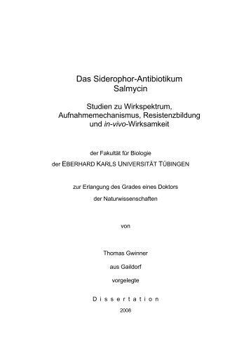 + - SPF6 - TOBIAS-lib - Universität Tübingen