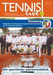 (Foto oben mit- te) nach längerer Turnierab - Tennisverband ...