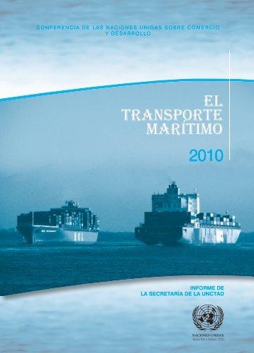 EL TRANSPORTE MARÍTIMO - Unctad
