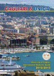 Cagliari 6 uniCa - Università degli studi di Cagliari.