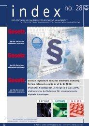 EASY - Annual Stockholders - easy software ag