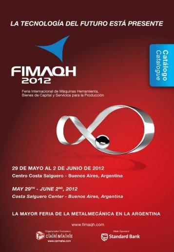 Catálogo - Fimaqh