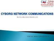 E1-MUX E1语音复用设备 - cyborg network communication