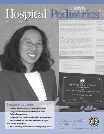 Susan Wu, MD, FAAP, Editor - American Academy of Pediatrics