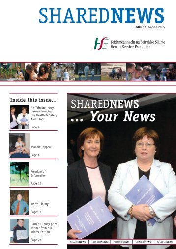 in Shared Services - Irish Health Repository