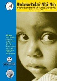 Handbook on Paediatric AIDS in Africa - FHI 360