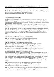 Reglement DSV-Punkterennen/Deutschlandpokal 2013 - Deutscher ...