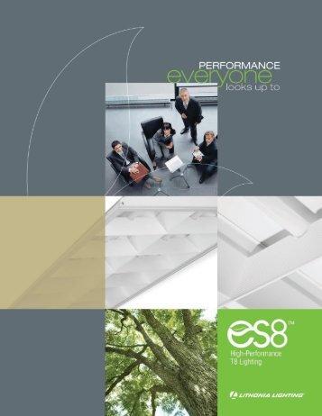 ES8 Brochure - Lithonia Lighting