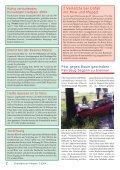 Bienenschwärme in Alkoven - Freiwillige Feuerwehr Alkoven - Page 2