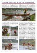 Bienenschwärme in Alkoven - Freiwillige Feuerwehr Alkoven - Page 6