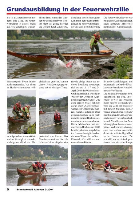 Bienenschwärme in Alkoven - Freiwillige Feuerwehr Alkoven