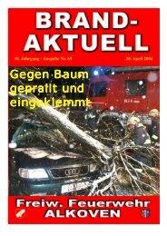 10. Jahrgang - Ausgabe Nr. 69 20. April 2004 - Freiwillige ...