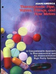 Bio-Pharm Brochure - ASAHI/America,Inc.