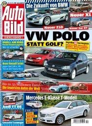 europas nummer 1 - Auto Bild