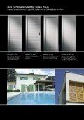 Download Prospekt Fensterläden aus Aluminium - Seite 2