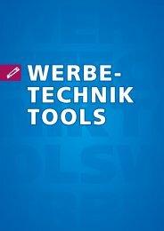 werkzeuge und werbetechnik - Schulzeshop.com