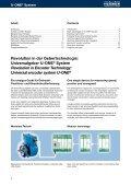 Universal Encoder System U-ONE - Era Teknik Elektrik - Seite 2