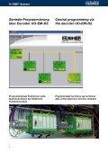 Universal Encoder System U-ONE - Era Teknik Elektrik - Seite 6