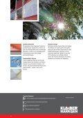 Schöne Schattenseiten. Senkrechtbeschattung - KLAIBER Markisen - Page 3
