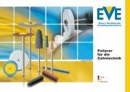 Polierer für die Zahntechnik - EVE Ernst Vetter GmbH