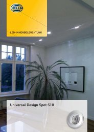 Universal Design Spot S10 - Hella