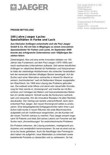 farbe und lack top 20 deutschlands f hrende hersteller im. Black Bedroom Furniture Sets. Home Design Ideas