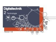 Digitaltechnik - Kapitel 2: Technologie