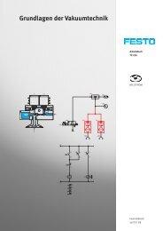 Grundlagen der Vakuumtechnik - Festo Didactic