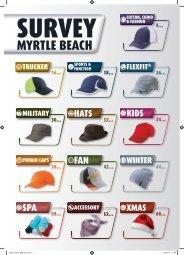 MYRTLE BEACH - Fg1.at Werbeartikel