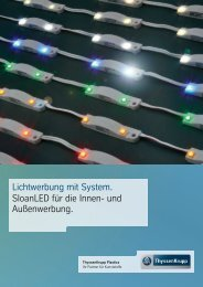 PDF zum Download - ThyssenKrupp Plastics