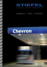 Werbetechnik | Pylone | LED-Technik - Stiefel Group Europe