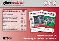 www.kirschbaum.de Fachverlag für Verkehr und Technik