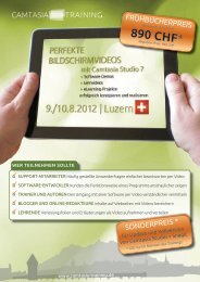 890 ChF - Camtasia-Training