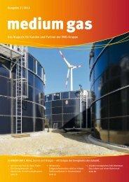 medium gas 2011.2 - VNG Verbundnetz Gas AG