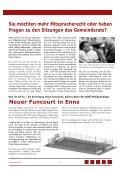 Gemeindezeitung Februar 2009 - Enns - Seite 7