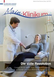 zum download - Klinikum Hanau