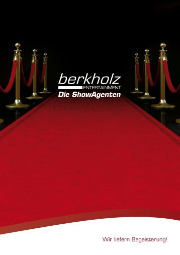 ShowAgenten - DJs Shows und Bands für Events