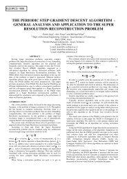 the periodic step gradient descent algorithm - Technion